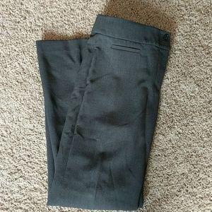 Wide-leg dress pants